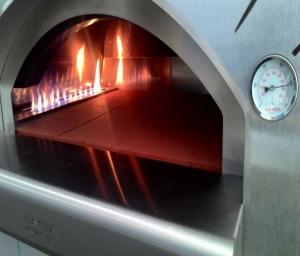 Gas Fire Oven Alfa Pizza