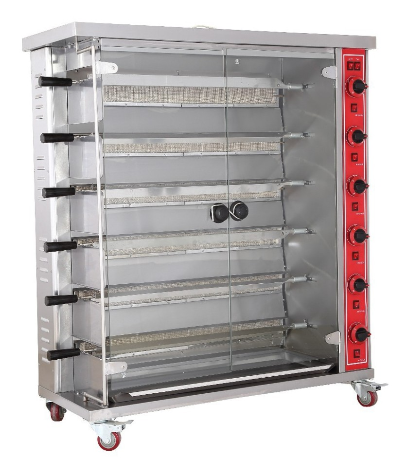 Gas Rotisseries, Kitchen Stainless Denpasar